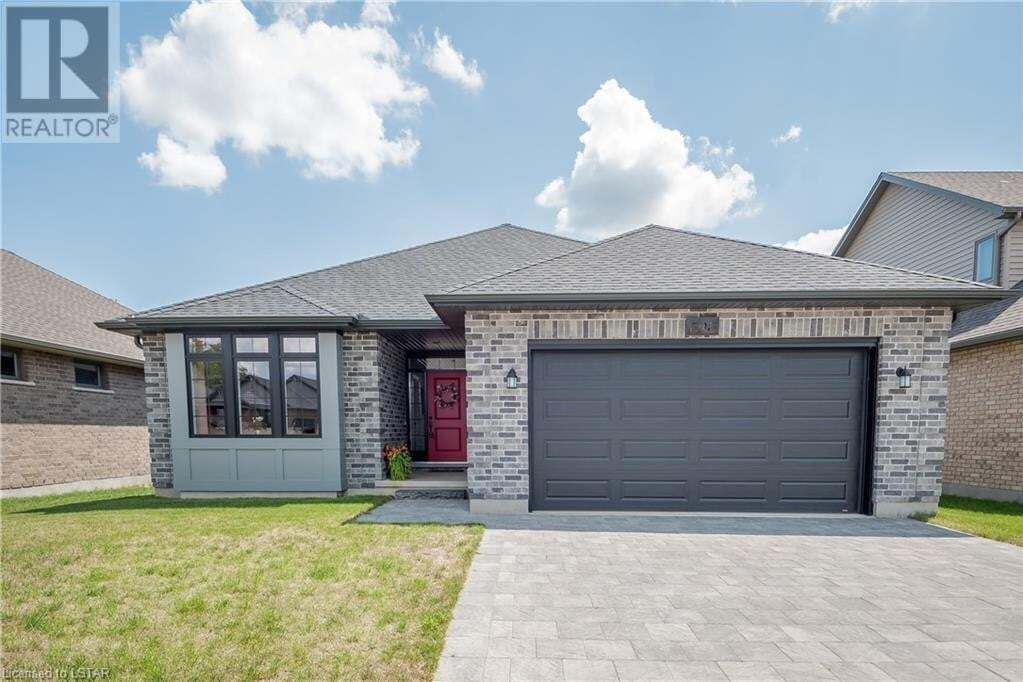 House for sale at 505 Bennett Cres Mount Brydges Ontario - MLS: 275677