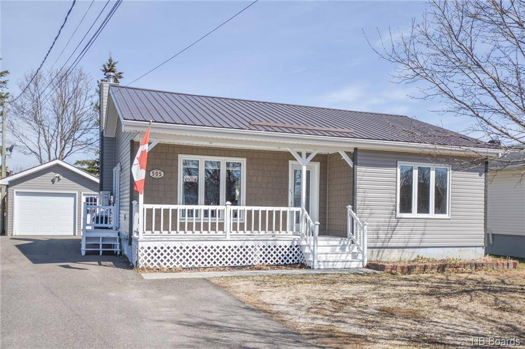 House for sale at 505 Breau  Tracadie New Brunswick - MLS: NB042976