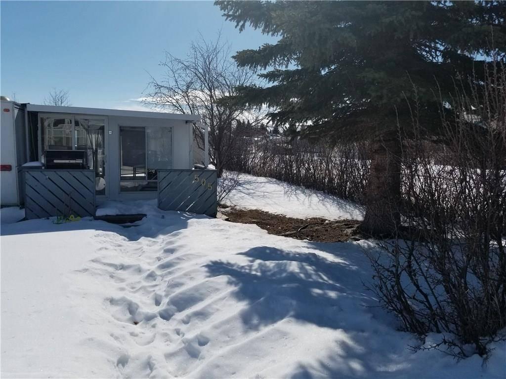 Home for sale at 505 Carefree Resort  Gleniffer Lake, Rural Red Deer County Alberta - MLS: C4232568
