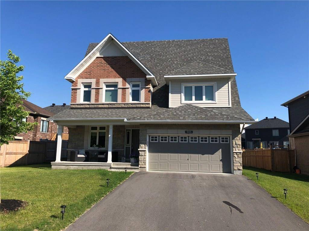 House for sale at 505 Chriscraft Wy Manotick Ontario - MLS: 1158187