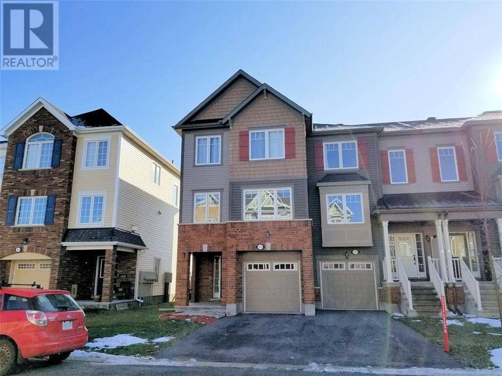 Townhouse for rent at 505 Coldwater Cres Ottawa Ontario - MLS: 1176209