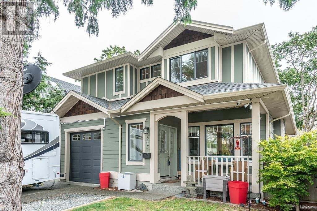 House for sale at 505 Comerford St Victoria British Columbia - MLS: 426929
