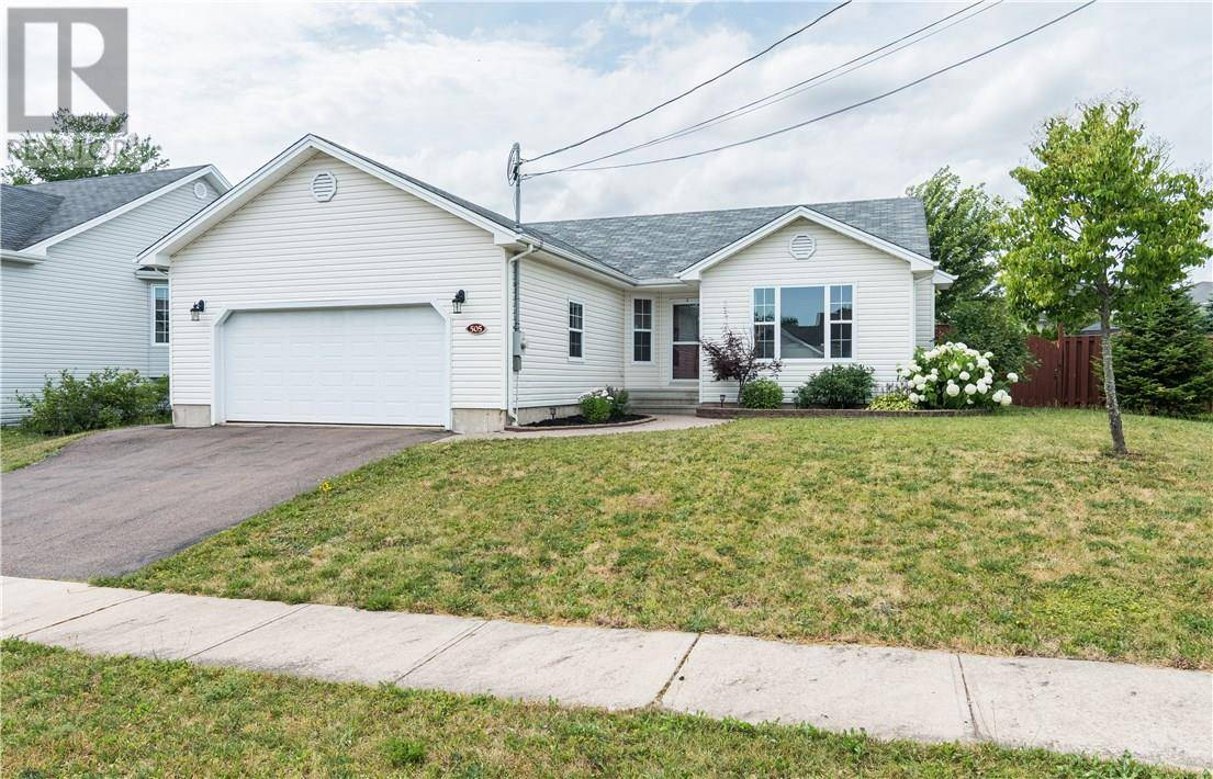 House for sale at 505 Concorde  Moncton New Brunswick - MLS: M124827
