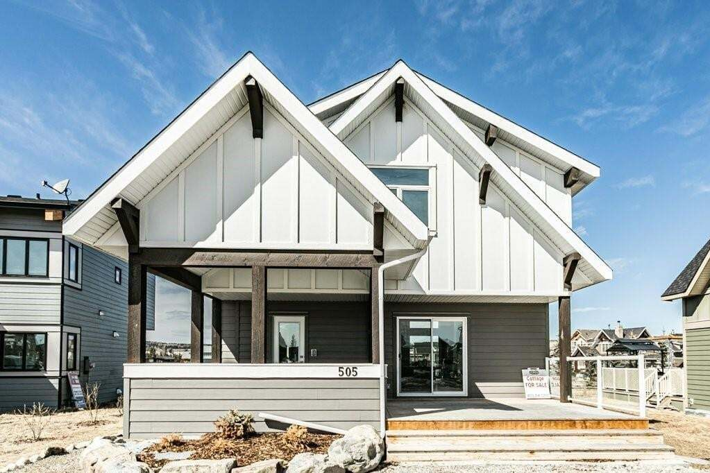 House for sale at 505 Cottageclub Ba Cottage Club At Ghost Lake, Rural Rocky  Alberta - MLS: C4297159
