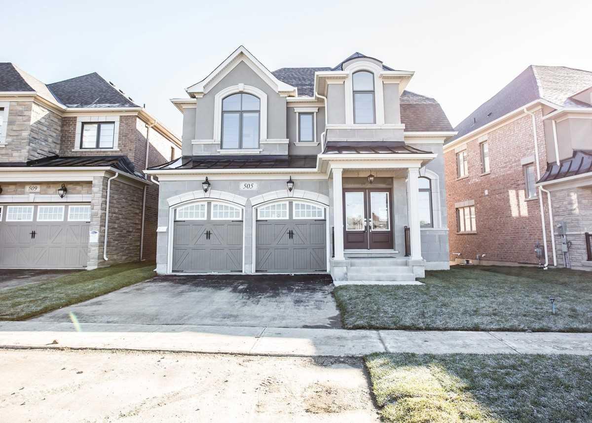 House for sale at 505 Kleinburg Summit Way Vaughan Ontario - MLS: N4309332