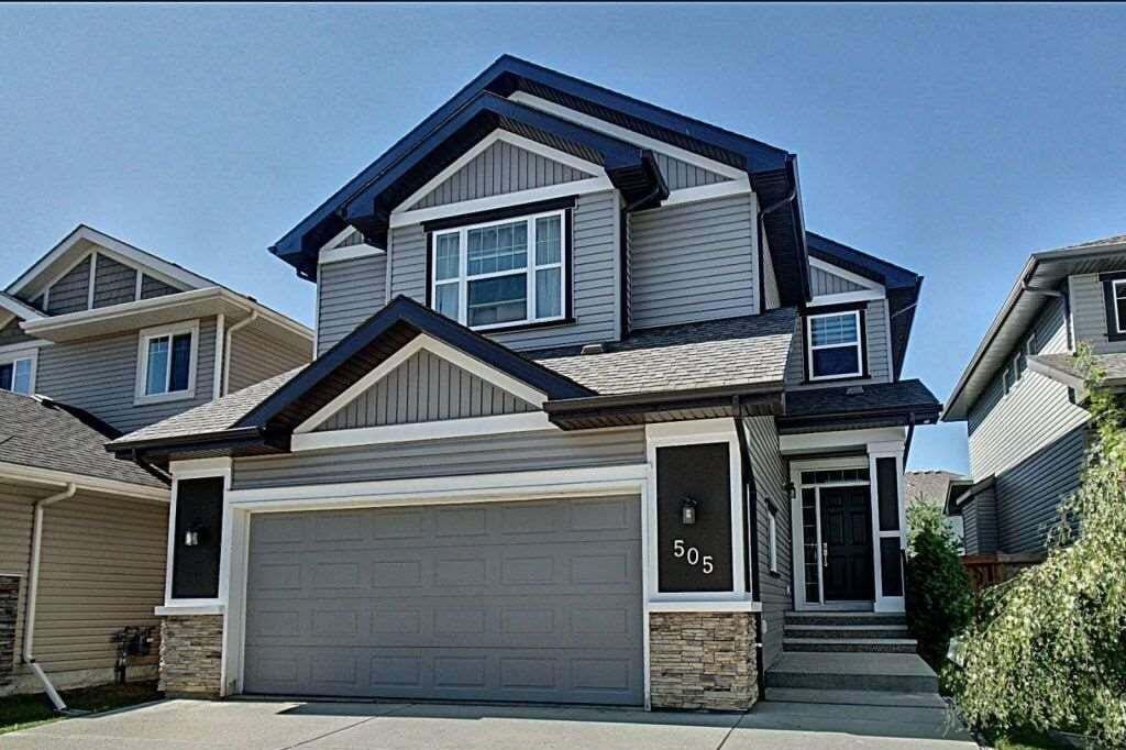 House for sale at 505 Mcdonough Wy NW Edmonton Alberta - MLS: E4209819