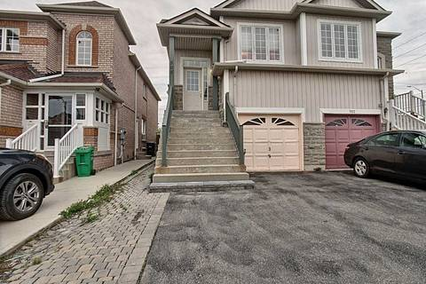 Townhouse for sale at 505 Rossellini Dr Mississauga Ontario - MLS: W4460890