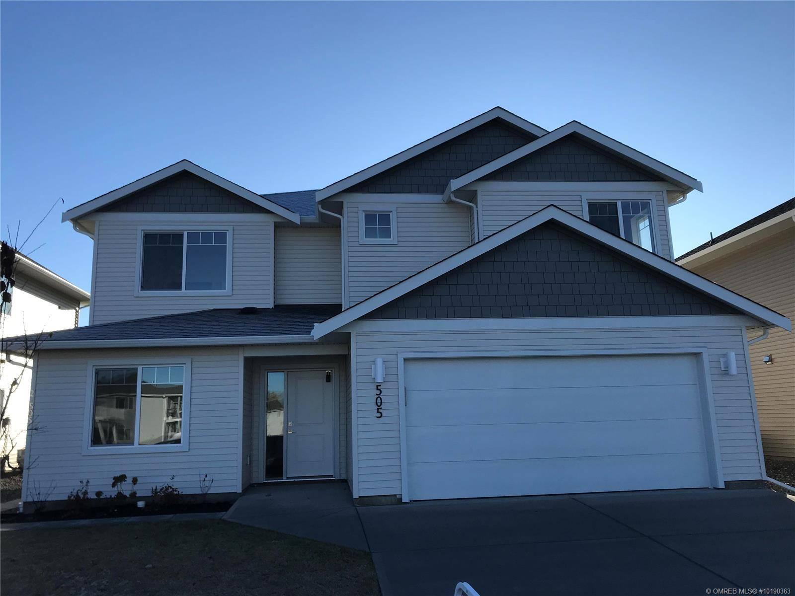 House for sale at 505 Sugars Ave Kelowna British Columbia - MLS: 10190363