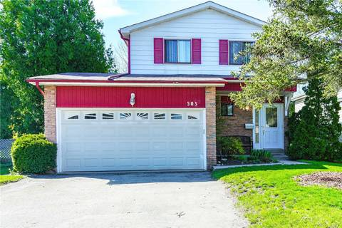 House for sale at 505 Vanguard Cres Oakville Ontario - MLS: W4456470