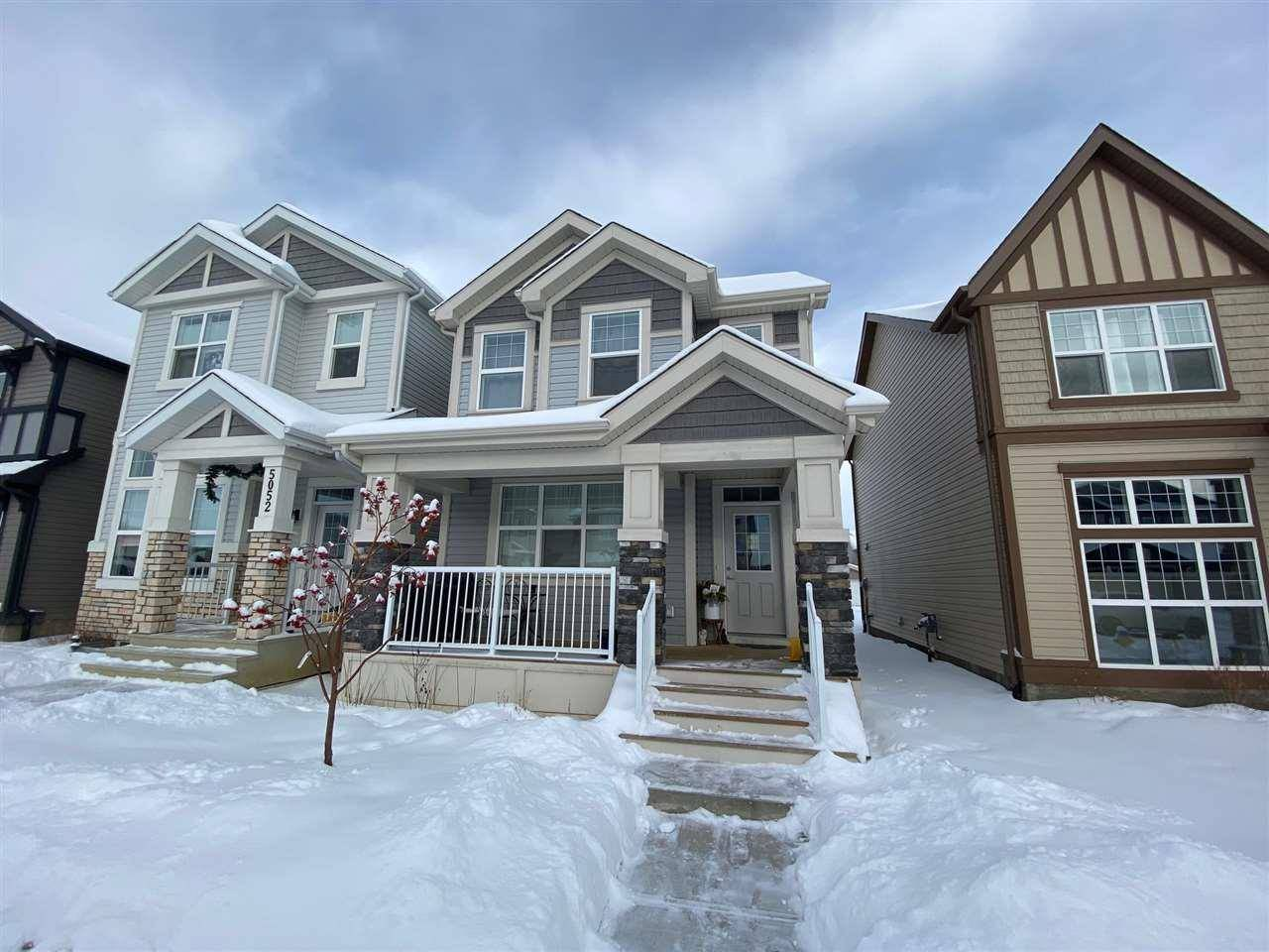 House for sale at 5050 Andison Cs Sw Edmonton Alberta - MLS: E4184988