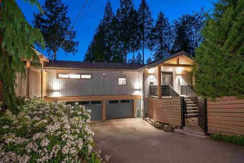 House for sale at 5050 Bear Ln West Vancouver British Columbia - MLS: R2460874