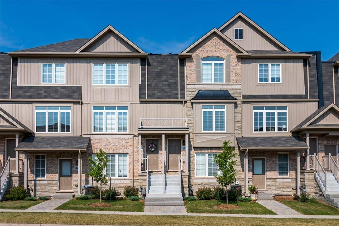 Townhouse for sale at 5050 Serena Dr Beamsville Ontario - MLS: H4059855
