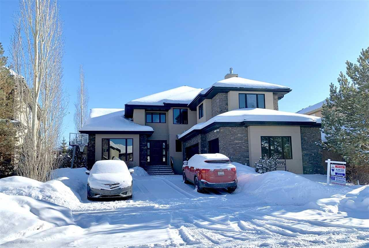 House for sale at 5053 Mcluhan Rd Nw Edmonton Alberta - MLS: E4187840