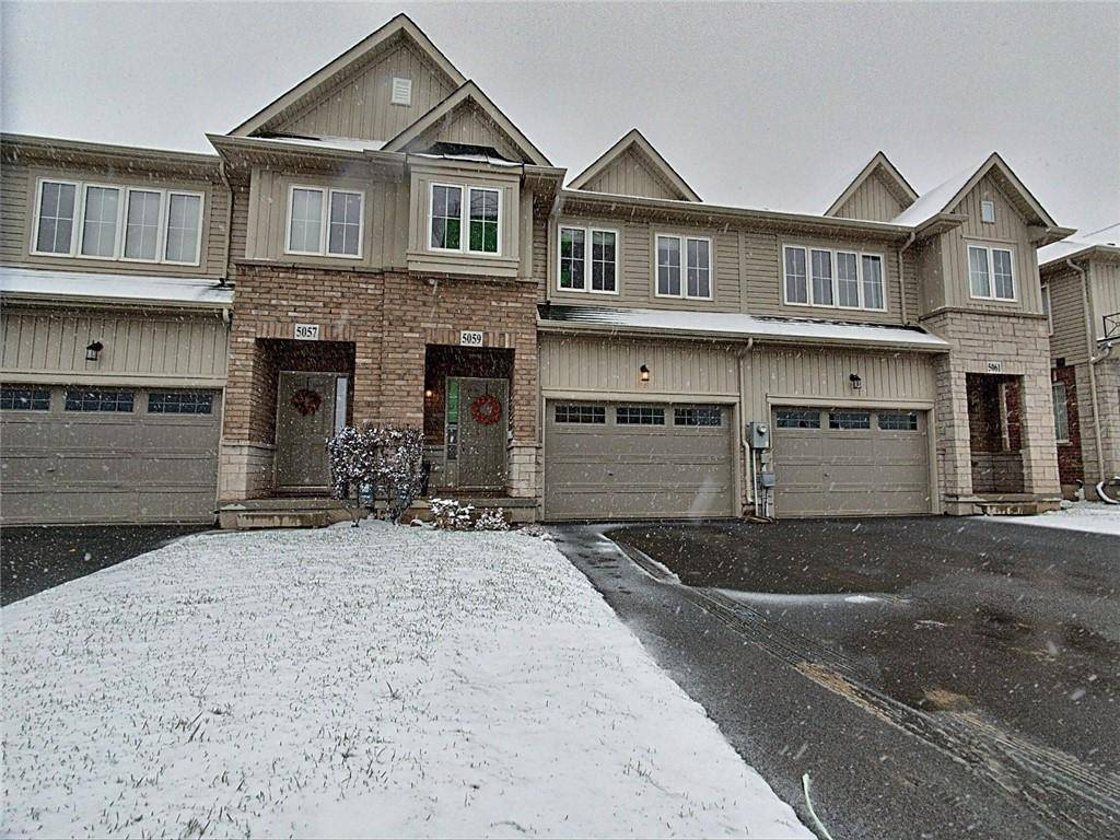 Townhouse for sale at 5059 Alyssa Dr Beamsville Ontario - MLS: H4068004