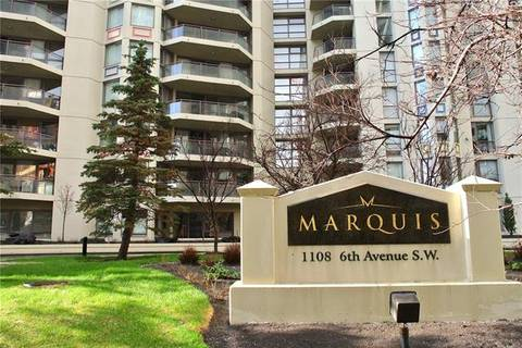 Condo for sale at 1108 6 Ave Southwest Unit 506 Calgary Alberta - MLS: C4243070
