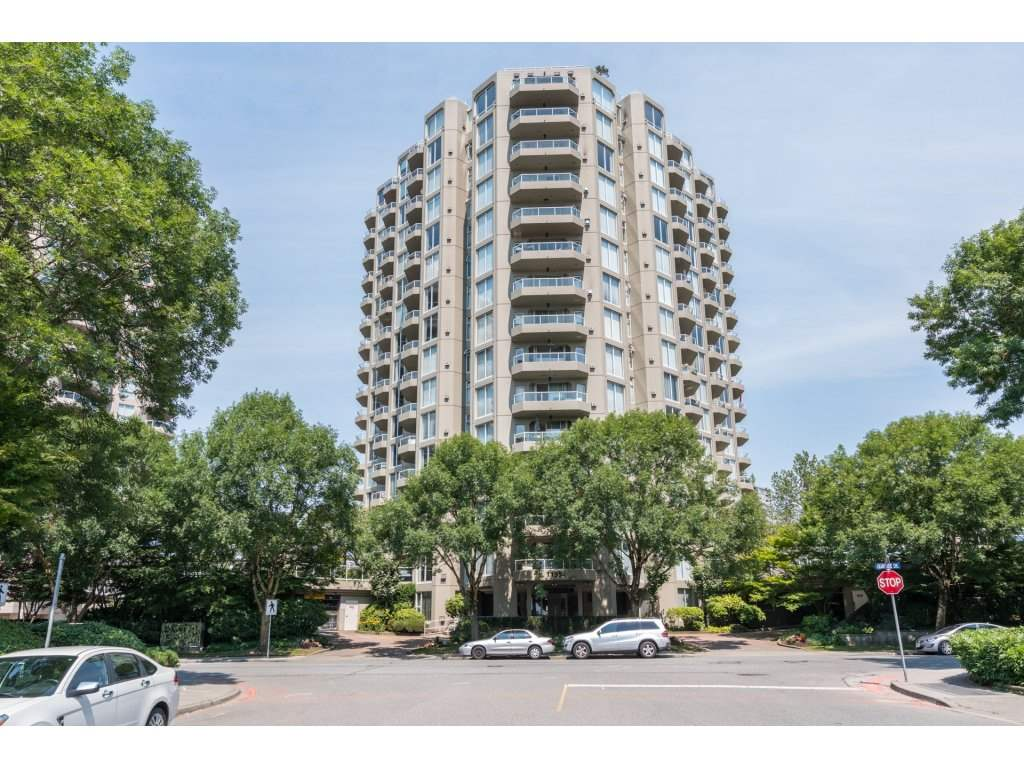 Sold: 506 - 1135 Quayside Drive, New Westminster, BC
