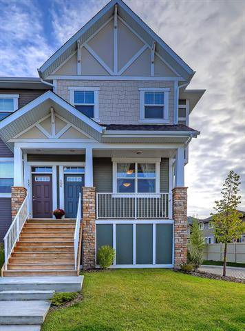 Townhouse for sale at 1225 Kings Heights Wy Southeast Unit 506 Airdrie Alberta - MLS: C4252632