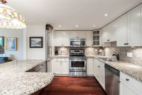 Condo for sale at 1450 Pennyfarthing Dr Unit 506 Vancouver British Columbia - MLS: R2441471