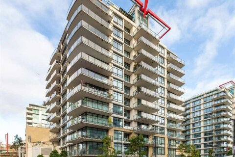 Condo for sale at 162 Victory Ship Wy Unit 506 North Vancouver British Columbia - MLS: R2511001