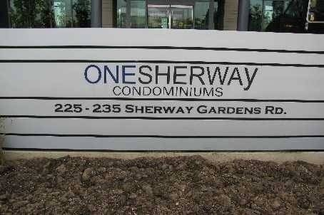 Apartment for rent at 235 Sherway Gardens Rd Unit 506 Toronto Ontario - MLS: W4667723