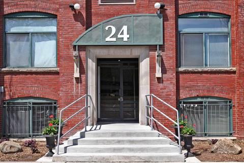 Condo for sale at 24 Noble St Unit 506 Toronto Ontario - MLS: W4457304