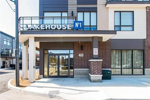 Condo for sale at 40 Esplanade Ln Unit 506 Grimsby Ontario - MLS: H4049845