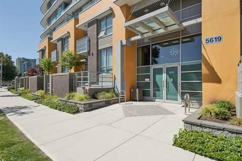 Condo for sale at 5619 Cedarbridge Wy Unit 506 Richmond British Columbia - MLS: R2389427