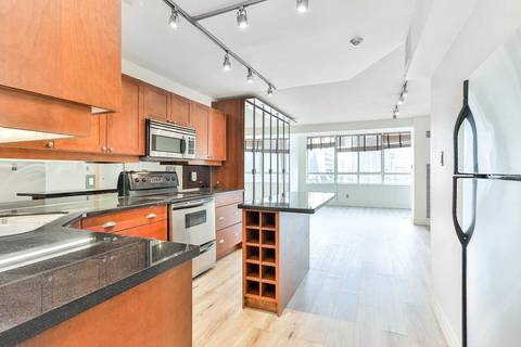 Apartment for rent at 633 Bay St Unit 506 Toronto Ontario - MLS: C4700854