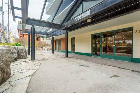 Condo for sale at 81 Charlton Ave Unit 506 Hamilton Ontario - MLS: X4423468