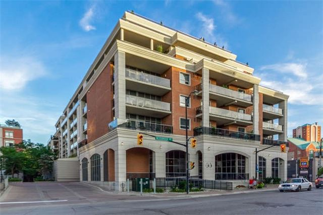 Sold: 506 - 83 Woodbridge Avenue, Vaughan, ON