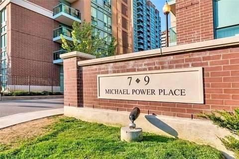 Condo for sale at 9 Michael Power Pl Unit 506 Toronto Ontario - MLS: W4415386