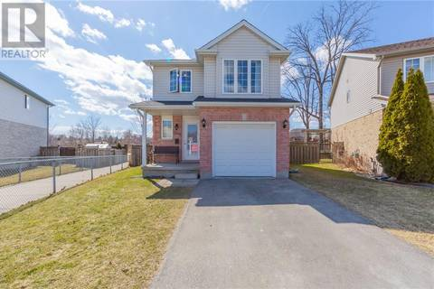 House for sale at 506 Blackwater Pl London Ontario - MLS: 185594