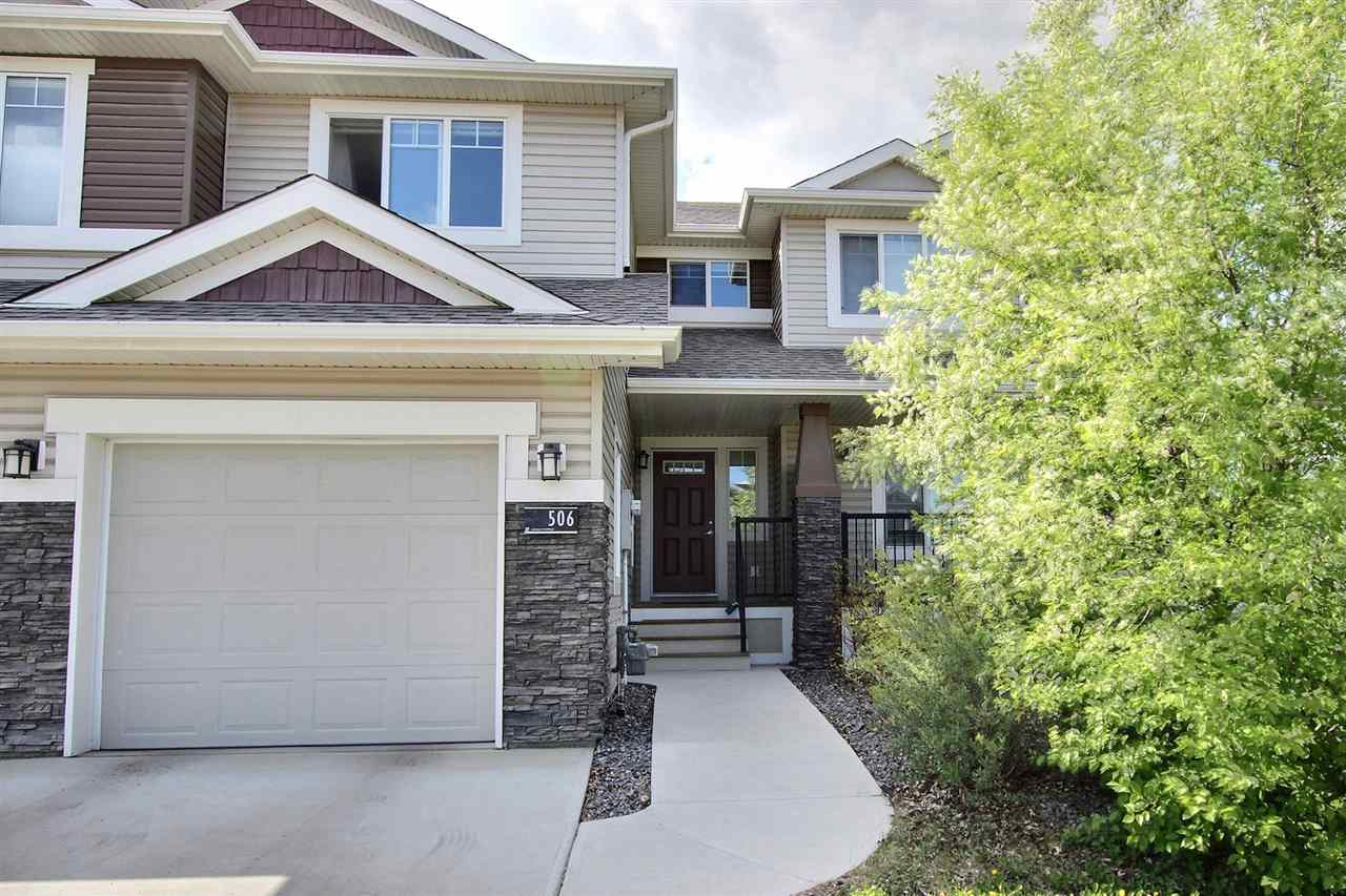 For Sale: 506 Chappelle Drive, Edmonton, AB | 2 Bed, 2 Bath House for $329,000. See 21 photos!