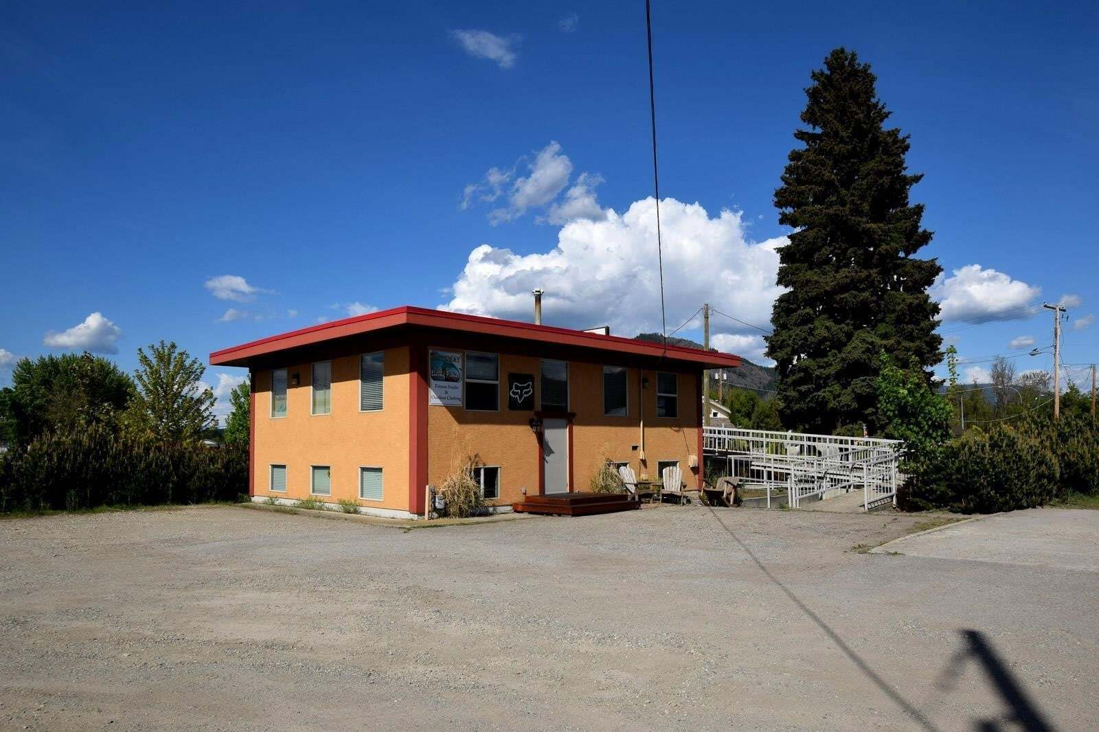 Commercial property for sale at 506 Cliff Ave Enderby British Columbia - MLS: 10204969
