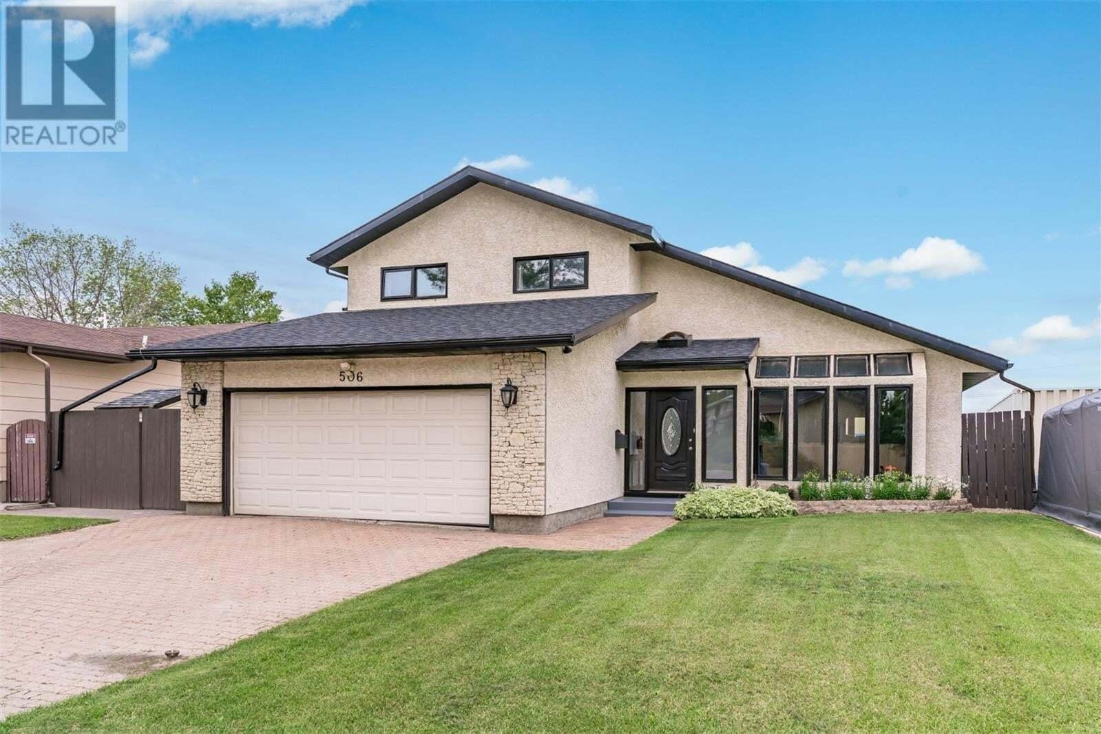 House for sale at 506 Delayen Cres Saskatoon Saskatchewan - MLS: SK817368