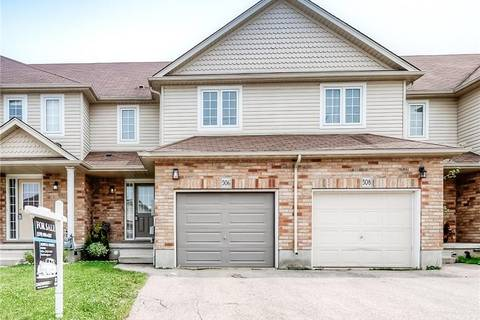 Townhouse for sale at 506 Doon South Dr Kitchener Ontario - MLS: 30749464