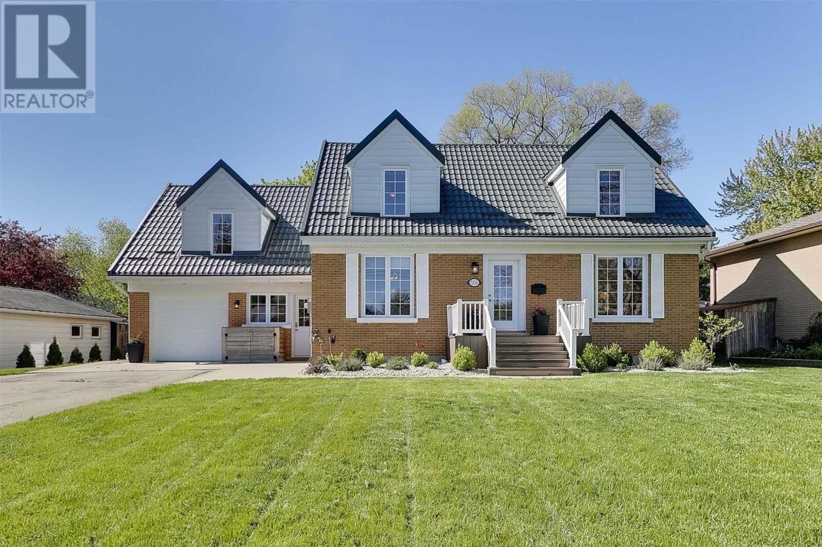 House for sale at 506 Flamingo  Sarnia Ontario - MLS: 20005673