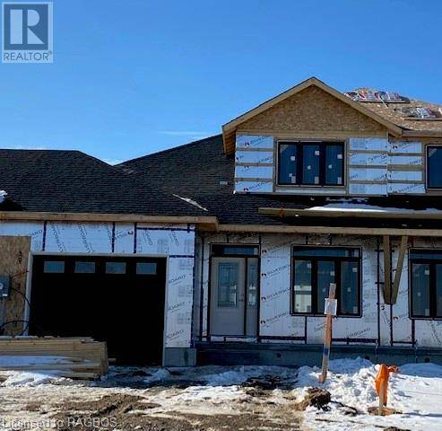 Townhouse for sale at 506 Ivings Dr Unit lot-2 Port Elgin Ontario - MLS: 210832