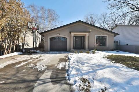 House for sale at 506 Maple Ave Oakville Ontario - MLS: W4699265