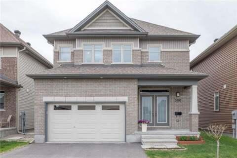 House for sale at 506 Peerless St Ottawa Ontario - MLS: 1192733