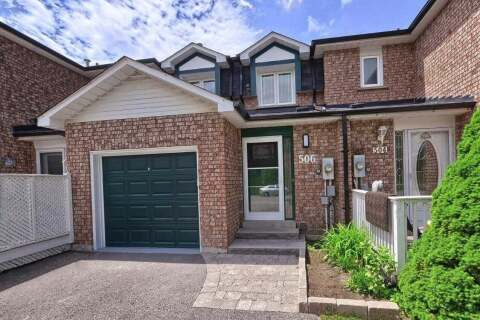 Townhouse for sale at 506 Pickering Cres Newmarket Ontario - MLS: N4781224