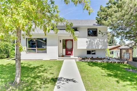 House for sale at 506 Sunset Blvd Northwest Turner Valley Alberta - MLS: C4249563