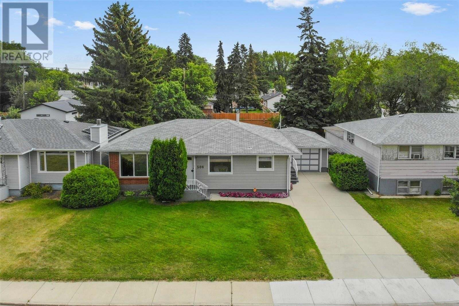 House for sale at 506 T Ave N Saskatoon Saskatchewan - MLS: SK818650