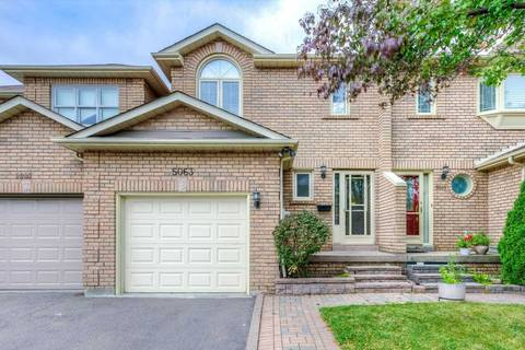 Townhouse for sale at 5063 Moulin Rouge Cres Mississauga Ontario - MLS: W4611245