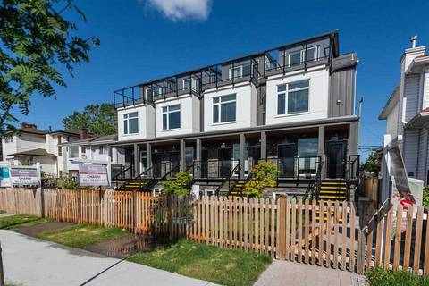 Townhouse for sale at 5065 Earls St Vancouver British Columbia - MLS: R2374428