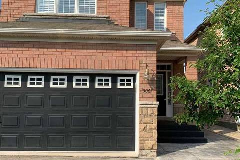 House for rent at 5067 Preservation Circ Mississauga Ontario - MLS: W4508458
