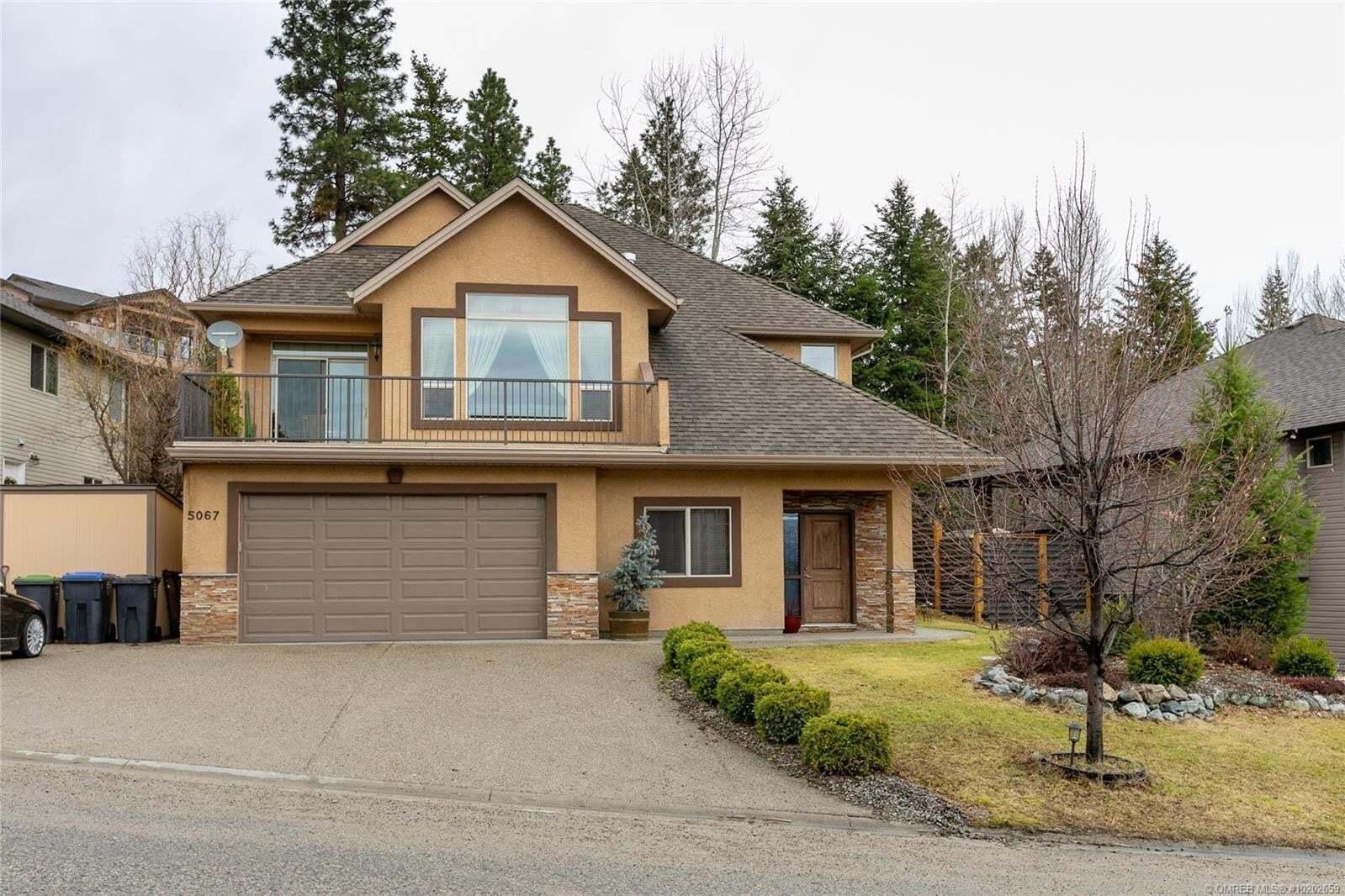 House for sale at 5067 Seon Cres Kelowna British Columbia - MLS: 10202659