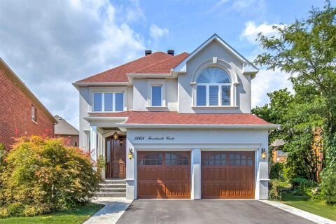 House for sale at 5068 Forestwalk Circ Mississauga Ontario - MLS: W4995160