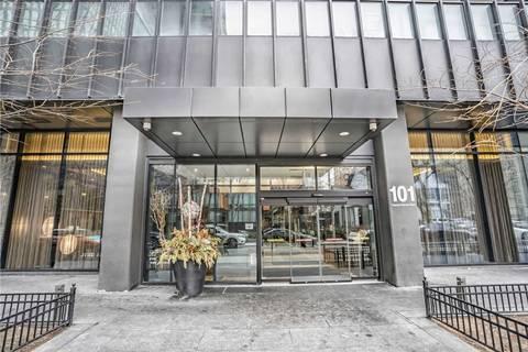 Condo for sale at 101 Charles St Unit #507 Toronto Ontario - MLS: C4728292