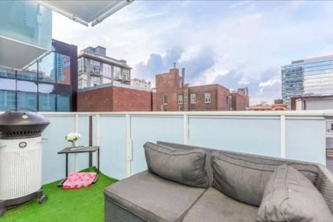 Apartment for rent at 11 Charlotte St Unit 507 Toronto Ontario - MLS: C4392981